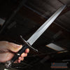"Image of 16"" Medieval Lion Head King Dagger with Stainless Steel Blade"
