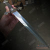 "Image of 16"" Freemasons Masonic Medieval Dagger with Stainless Steel Blade"