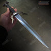 "Image of 16"" Medieval Dagger with Stainless Steel Blade"