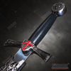 "Image of 16"" Knight's Templar Medieval Dagger with Stainless Steel Blade"