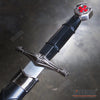 "Image of 16"" Medieval Crusader Dagger with Stainless Steel Blade"