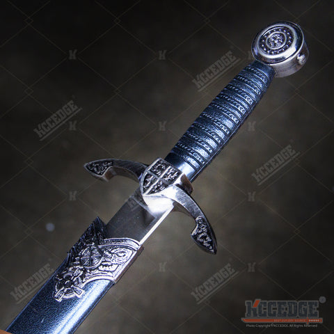 "13.5"" Medieval Knight's Assassin Dagger with Stainless Steel Blade"
