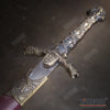 "Image of 15.5"" Sir Lancelot Medieval Dagger with Stainless Steel Blade"
