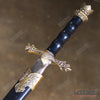 "Image of 13.5"" Holy Angelic Medieval Dagger with Stainless Steel Blade"