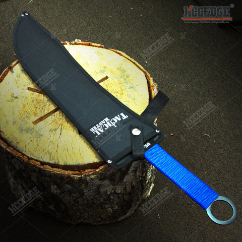 "27"" Handy Sword Camping Hunting Gear Outdoor Survival Machete"