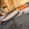 "Image of ELK RIDGE 12 1/4"" HUNTING TACTICAL Survival FIXED BLADE CLIP POINT Hunting Knife with Sheath"