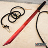 "Image of Full Tang 27"" Tanto Ninja Sword Machete Katana w/ Nylon Sheath"