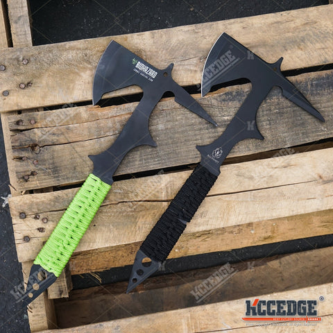 "15"" Full Tang Survival Tomahawk Throwing Axe"