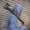 Image of HALLOWEEN FOAM TOYS Cleaver Axe Bat Pipe Wrench Crowbar Hammer Prop Costume LARP