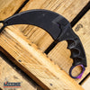 "Image of 3PC COMBO 6.5"" SMALL CLEAVER + CSGO BUTTERFLY GALAXY TRAINER + GALAXY KARAMBIT"