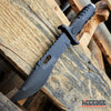 "Image of 10 5/8"" CSGO BOWIE KNIFE Fixed Blade 2 Colors Huntsmen Survival Jungle Knife w/ Glass Breaker & Sheath"