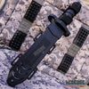 "Image of 13"" Fixed Blade Military Rambo Bayonet Knife"
