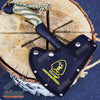 "Image of 11.25"" Elk Ridge Survival Hunting Professional Axe Hatchet Camping Survival Kit"