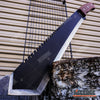 "Image of 20"" Outdoor Survive Hunting Machete Hatchet Camping Ninja Sword PAKKAWOOD HANDLE"