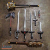 Image of MEDIEVAL FOAM SWORD WEAPON HALLOWEEN COSTUME COSPLAY PARTY LARP TOY