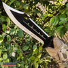"Image of 14.25"" SURVIVOR Fixed Blade Jungle Bowie Knife"