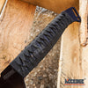 "Image of 27"" Ninja Sword Combat Machete Full Tang SURVIVAL TACTICAL Technicolor w/Sheath"