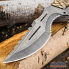 "Image of 12"" SURVIVOR FIXED BLADE HUNTING GEAR KNIFE"