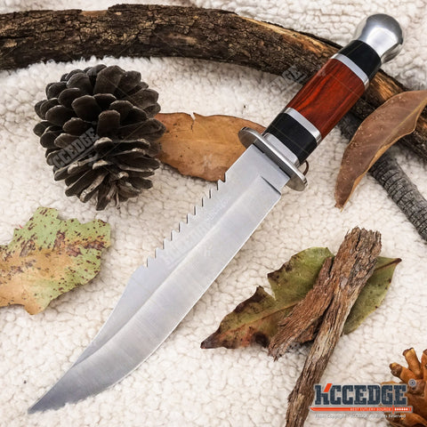 "12"" SURVIVOR FIXED BLADE KNIFE W/ SHEATH"