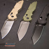 "Image of 8.5"" Tactical Folding Knife 8cr14 Blade w/ G10 Handle Ambidextrous Symmetrical Blade Lock"