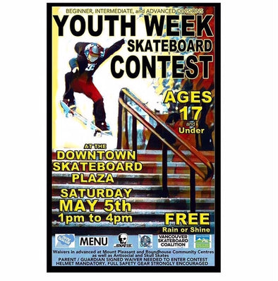 Youth Week Contest May 5th
