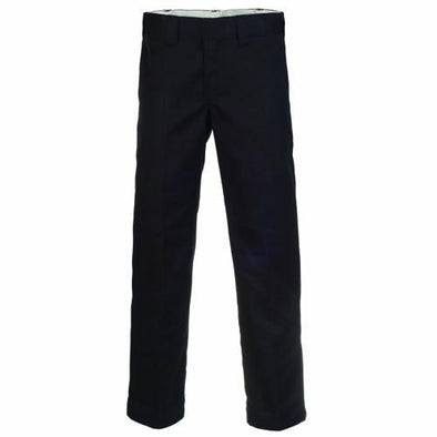 DICKIES SLIM STRAIGHT 873 WORK PANT LENGTH 30 - BLK