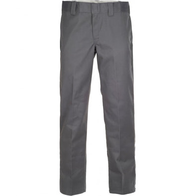Dickies Slim Straight 873 Work Pant Length 32 - Charcoal