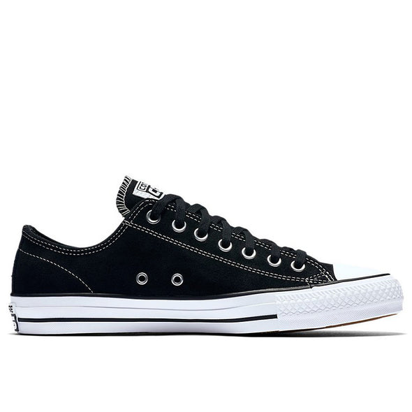 Converse Cons CTAS Pro Suede Low Top - Black/Black/White