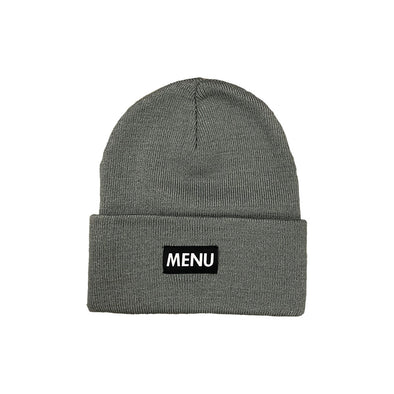 Menu Toque - Grey