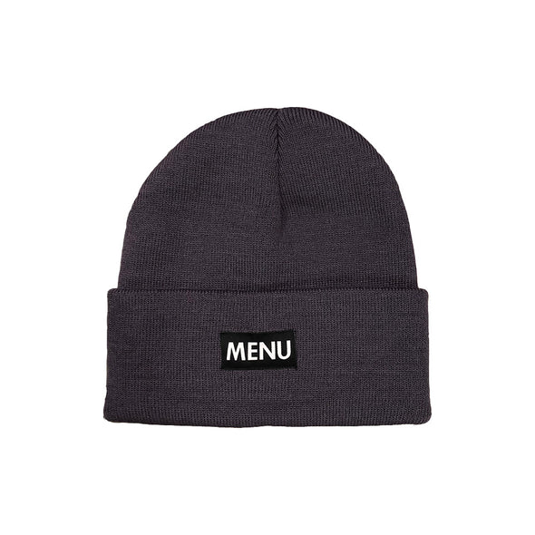 Menu Toque - Charcoal