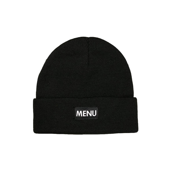 Menu Toque - Black