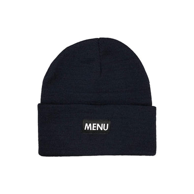Menu Toque - Navy