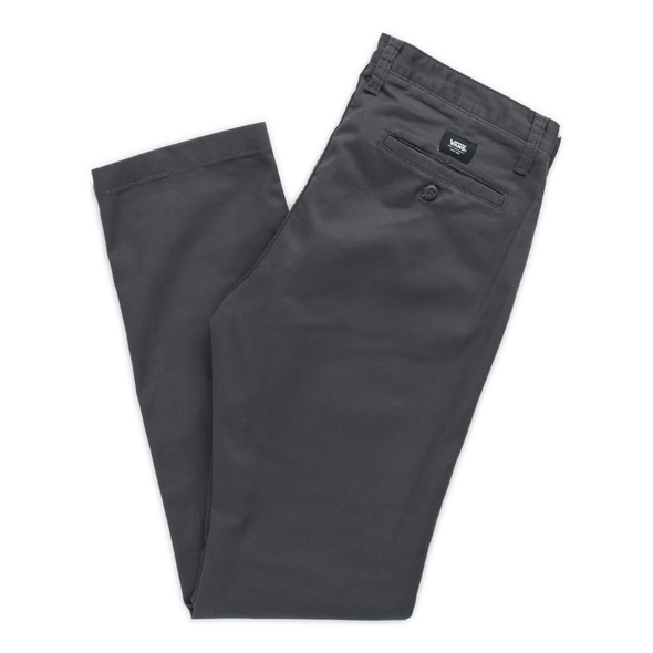 Vans Authentic Chino Stretch Pant - Asphalt