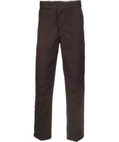 Dickies Original 874 Work Pant Length 32 - Dark Brown