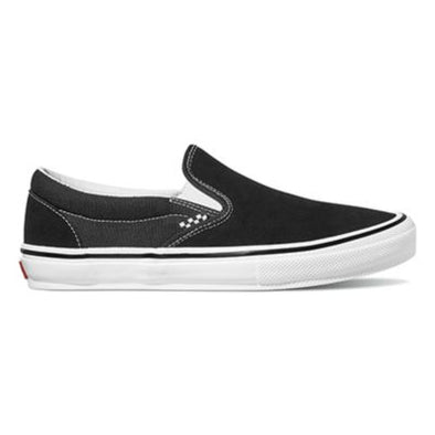 Vans Skate Slip-On - Black/White