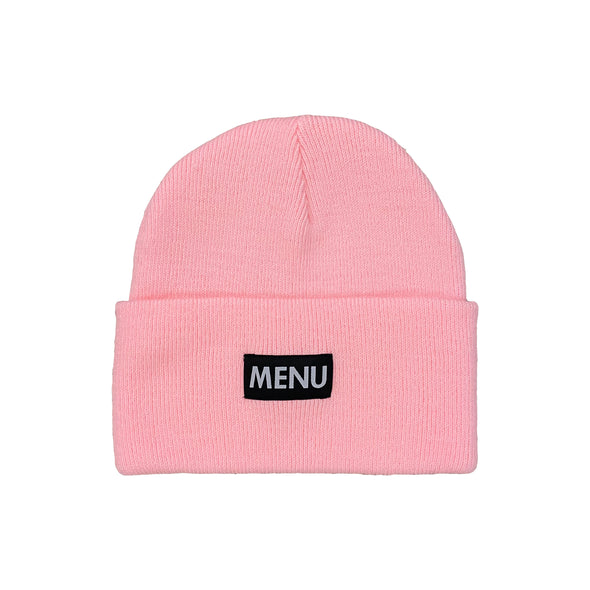 Menu Toque - Pink