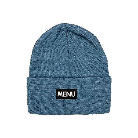 Menu Toque - Steel Blue
