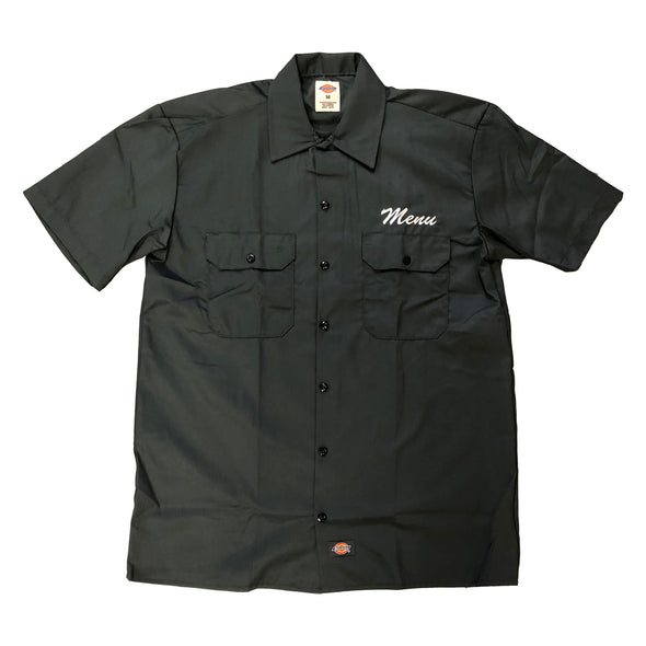 Dickies S/S Work Shirt - Charcoal