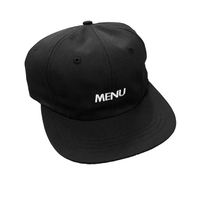 Menu Army Snapback - Black