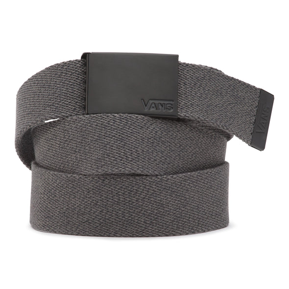 Vans Deppster II Web Belt - Charcoal Heather