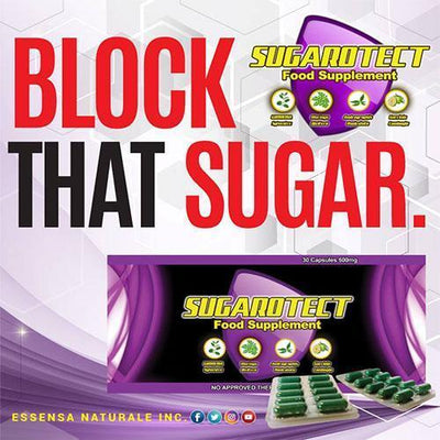 Sugarotect Sugar Blocker