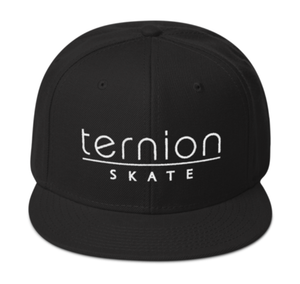 Clothing- Ternion Skate Flat Bill Cap