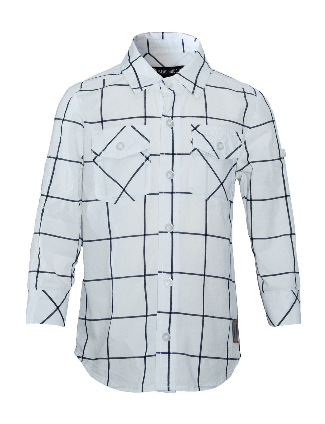 Grid Button Up