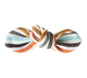 Color Lab Knotted Bow Headband