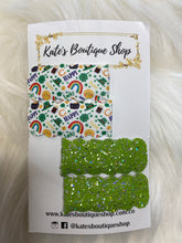 Load image into Gallery viewer, St. Patrick's Day Hair Clips