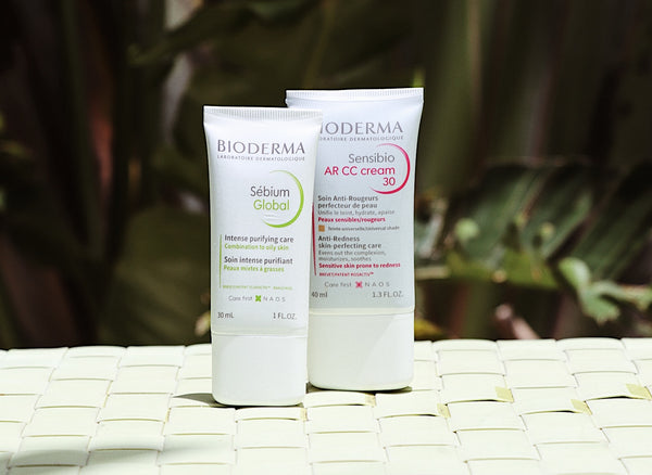 Summer Skincare Regimen for Sensitive Skin By Paula PA Bioderma Skincare NEW blog Post on Exclusive Beauty Club