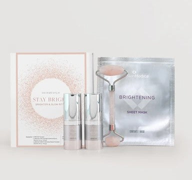 Spend $199 on SkinMedica & Receive SkinMedica Brightening Kit FREE