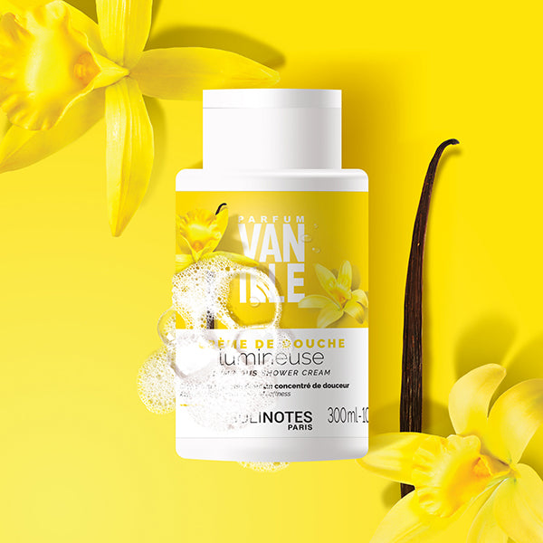 solinotes paris luminous shower cream vanilla shop on exclusive beauty club