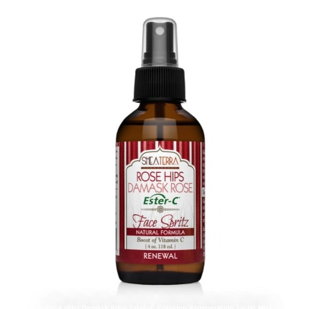 shea terra organics rose hips face spritz shop on exclusive beauty club