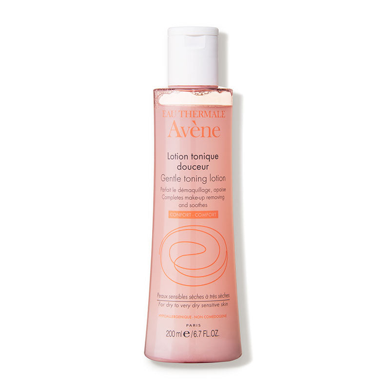 Avene Gentle Toning Lotion Shop Skincare Exclusive Beauty Club
